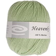 Elegant Yarns Heavenly Yarn, Bamboo Green