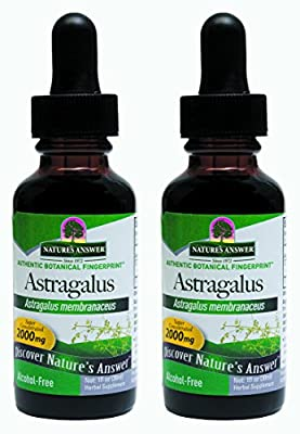 Nature's Answer Alcohol-Free Astragalus Root, 1-Fluid Ounce
