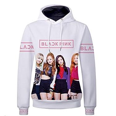 Black Pink Hoodie Kpop