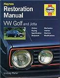 VW Golf and Jetta Restoration Manual, Lindsay Porter, 185960448X