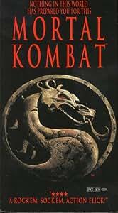 Mortal Kombat [VHS]