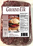 100% Ground Elk 10-1 lb packs (total 10 lbs)