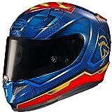 HJC RPHA 11 Pro Superman Men's Street Motorcycle helmet - MC-21 / Medium