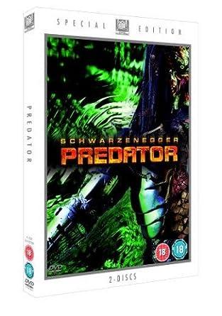 Predator Special Edition [Reino Unido] [DVD]