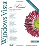 Microsoft Windows Vista on Demand, Steve Johnson and Perspection, Inc. Staff, 0789737868