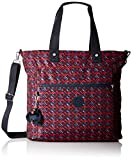 Lizzie Printed Laptop Tote Shoulder Bag, Groovy Lines, One Size