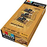 KIND Breakfast Protein Bars Almond Butter 8 Packs of 2 Bars For Sale