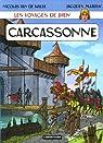 Les voyages de Jhen, tome 3 : Carcassonne par Van De Walle