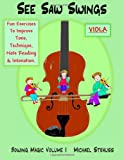 See Saw Swings (for Viola), Michael Strauss, 1482310562