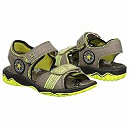 Primigi Trevor Sandal (Toddler/Little Kid/Big Kid),Tortora/V Mela,27 EU(9.5 M US Toddler)