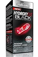 Hydroxycut Black, Weight Loss and Thermogenic Supplement for Men and Women