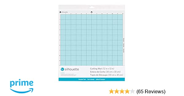 "/""Silhouette Cameo Cutting Mat-12/""/""X12/""/"" Set Of 2/"""