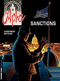 Alpha, tome 5 : Sanctions par Jigounov