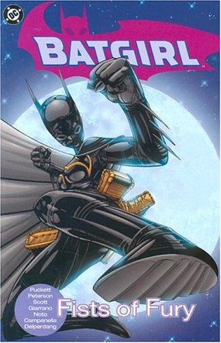 (Batgirl, Book 4: Fists of)