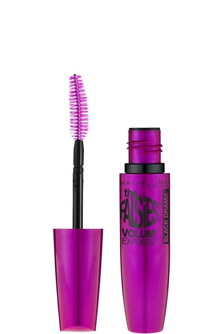 Maybelline Makeup Volum' Express The Falsies Washable Mascara, Black Drama, 0.27 fl. oz.