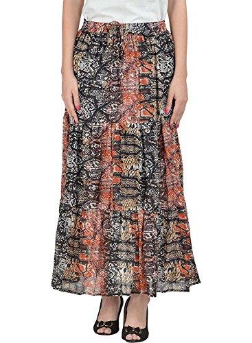 Skirt Cotton Breeze Export Handicrfats Long Women Indian 0nPYpTBn