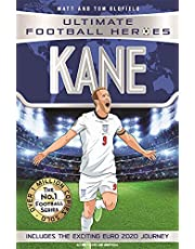 Kane (Ultimate Football Heroes - the No. 1 football series) Collect them all!: Includes Exciting Euro 2020 Journey!