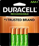Duracell Rechargeables AAA Batteries, 2 Count