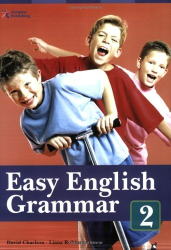 Download By David Charlton Easy English Grammar 2 (Beginning Student Book with Activity Cards and Review Tests) [Paperback] PDF