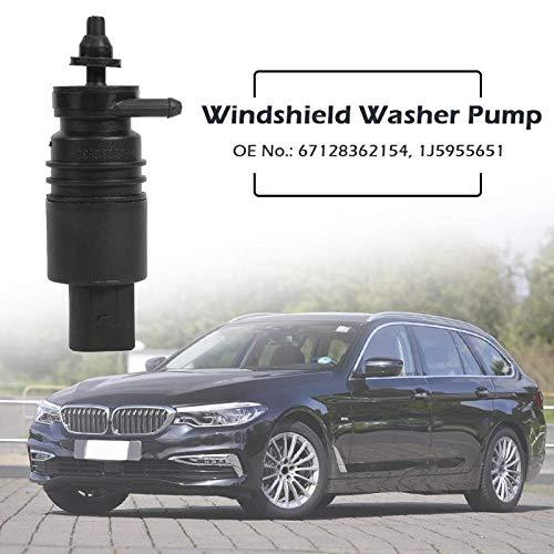 Car Auto Windshield Windscreen Washer Pump Fits 67128362154 for E46 E38 E39 E60 E65 X3 Car Wiper Washer Pump Accessoires from Aonani