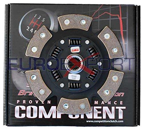 (Competition Clutch 6 Puck Sprung Disc Honda 2.0l K20 2.4l K24 99661-1620)
