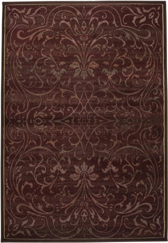 Rizzy Rugs SO-3154 2-Foot-3-Inch-by-7-Foot-7-Inch Sorrento Area Rug, Transitional ()