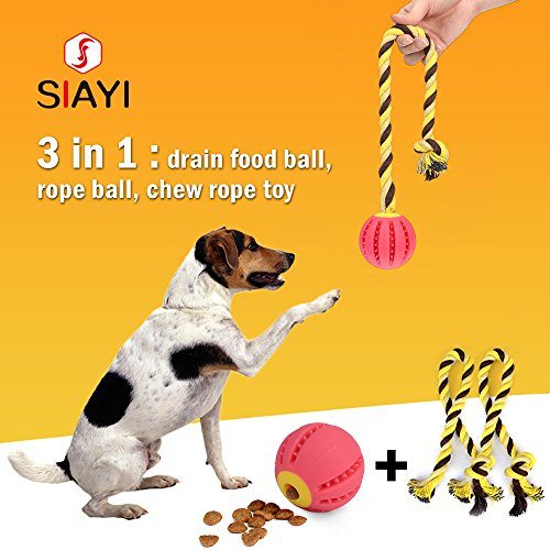 siayi-3-in-1-dog-treat-ball-with-2-ropes-drain-food-ball-food-graded-silicone-bite-resistant-chew-to