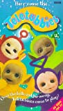 Teletubbies: Here Come The Teletubbies [VHS]