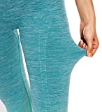 RUNNING GIRL Ombre Yoga Leggings Compatible for