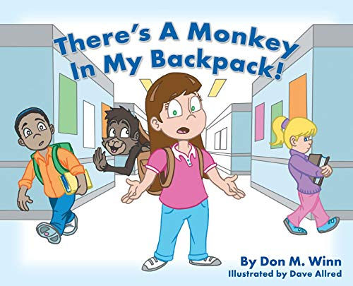 There's a Monkey in My BackPack!