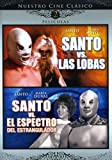 Santo Vs Lobas/vs Espectro Df