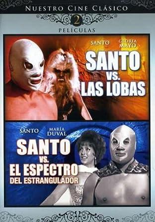 Santo Vs Lobas/vs Espectro Df