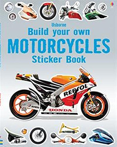 Build Your Own Motorcycle Sticker Book pdf epub