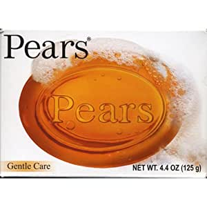 Pears Transparent Soap Gentle Care 4.4 oz. 6-Pack