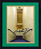 Framed Rudy Ruettiger Notre Dame Fighting Irish Autographed 8' X 10' Play Like A Champion Today Sign Photograph - Fanatics Authentic Certified