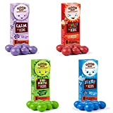 Good Day Chocolate Supplements for Kids Sampler Variety 4-Pack (8 Count Each) For Sale