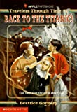 Front cover for the book Back To The Titanic by Beatrice Gormley