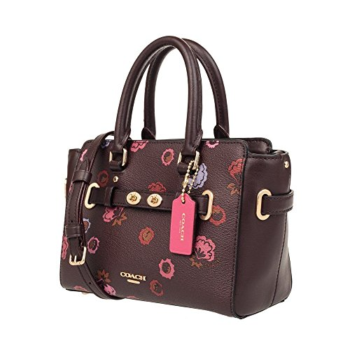 Purple Coach Handbag - 9