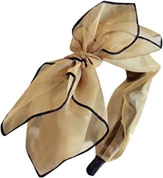 Fermaglio Capelli Con Fiocco Morbido Elegante Accessori Donna Per