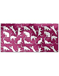 My Favourite Animal The Cat Rectangle Tablecloth Large Dining Room Kitchen Woven Polyester Custom Print