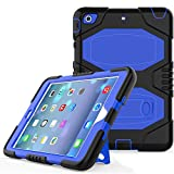 Best I Pad Mini Case For Kids - CSLU iPad Mini 1/2/3 Case, [Kickstand]Heavy Duty Shockproof Review