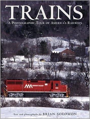 Book Trains