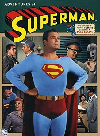 Amazon com: Adventures of Superman: The Complete Collection