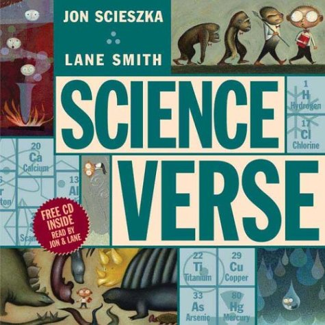 Science Verse (Book+CD)