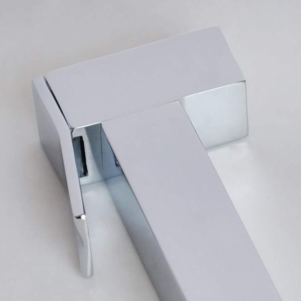 HarmonyHappy Douchette Hygi/ène WC en Laiton T/ête Pulv/érisateur Carr/é pour Toilette Salle de Bain