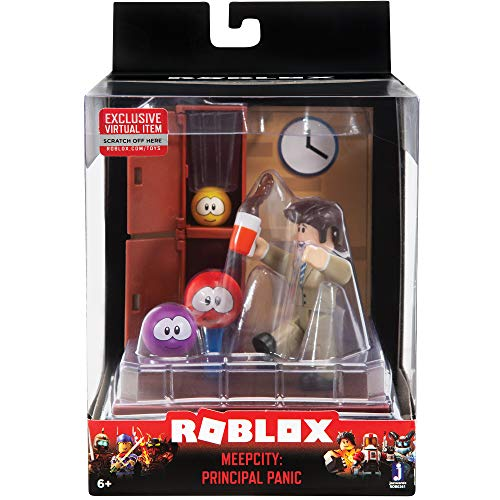 figuras de roblox en mercado libre uruguay Roblox Desktop Series Collection Meep Tiendamia Com