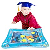 TRSCIND Baby Water Mat Inflatable Tummy Time for Your Toddlers Infants Fun Time Stimulation Toys