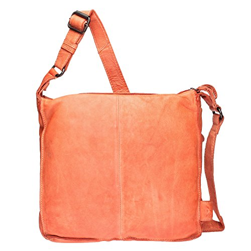 VLD Voi Leather Design, Borsa a tracolla donna marrone cayenne