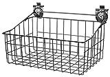 Gladiator GAWA18BKRH 18-Inch Wire Basket