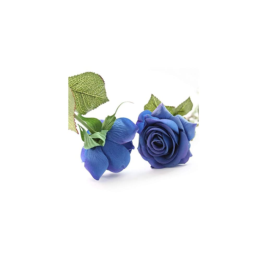 IPOPU-10-Pcs-Romantic-Real-Touch-Artificial-False-Latex-Silk-Blooming-Roses-Bouquet-Floral-Leaf-for-Home-Wedding-Party-Garden-Bridal-Hydrangea-Decorations-DIY
